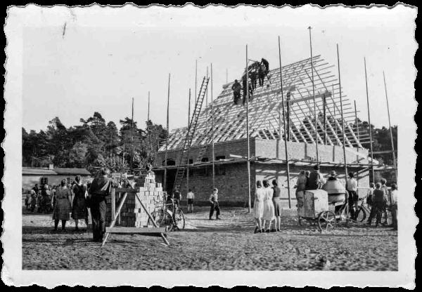 Richtfest 1949