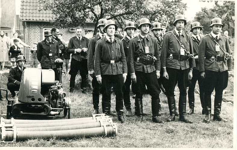 Feuerwehr 1963