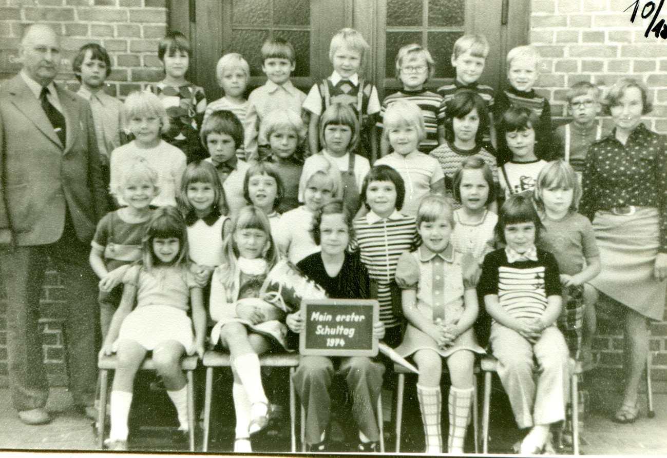 erste Klasse 1974