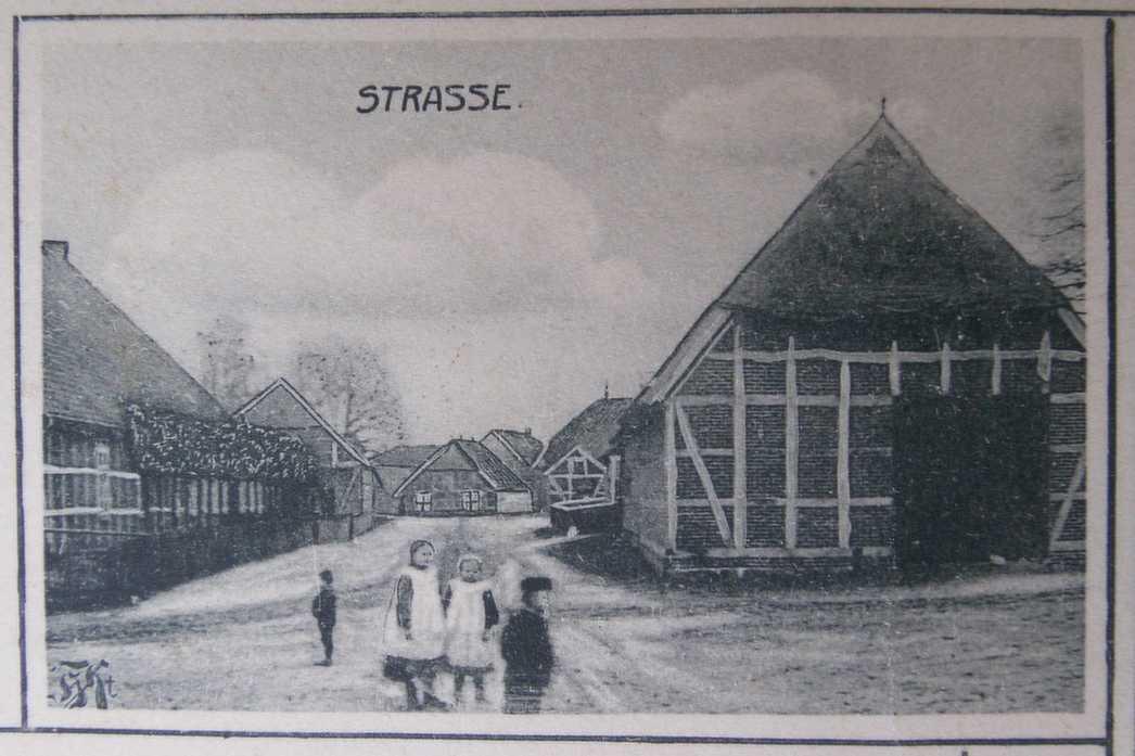 Postkarte von 1959
