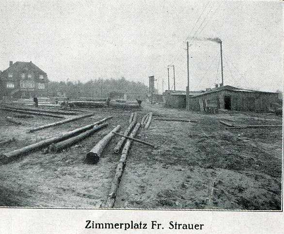 Zimmerplatz Strauer