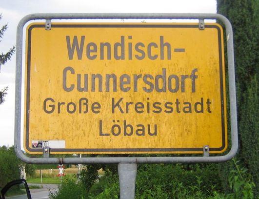 Wendisch Cunnersdorf