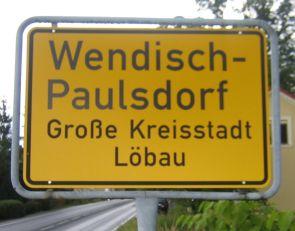 Wendisch Paulsdorf
