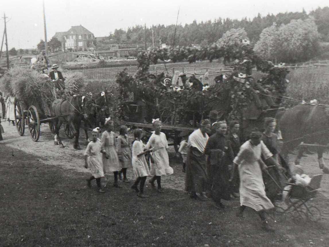 Heimatfest 1921