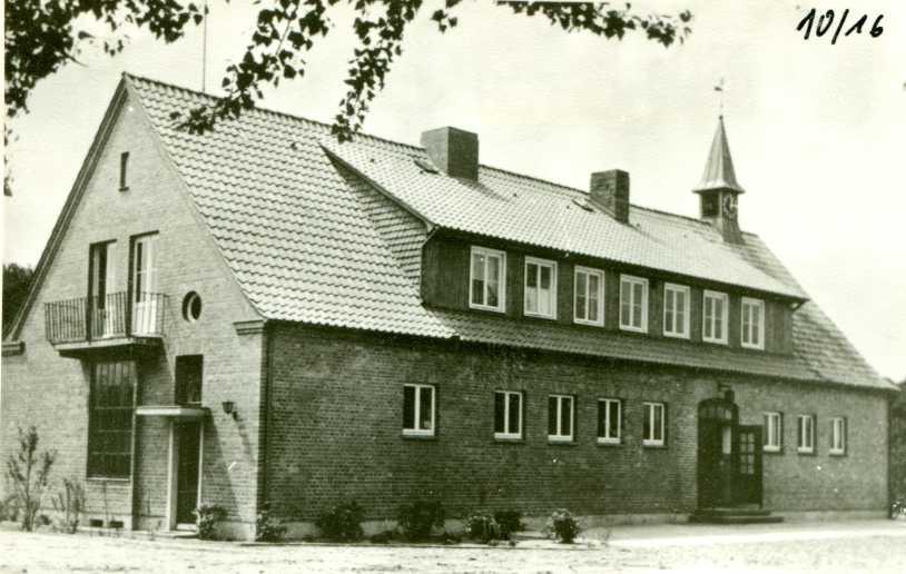 Neue Schule 1955