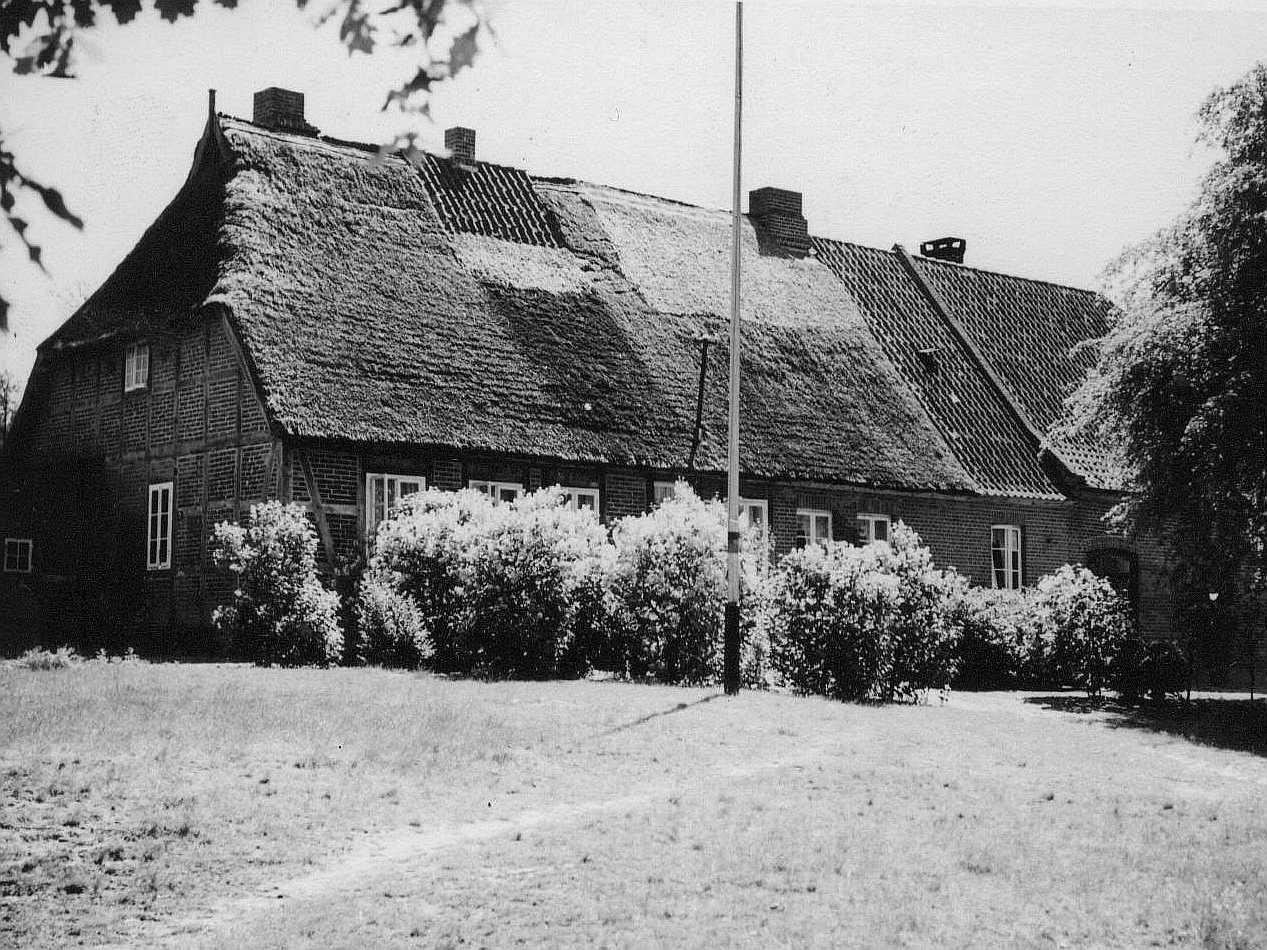 Alte Schule ca. 1935